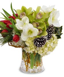 Gatherings of Joy Flowers - SameDay Delivery - Fischer Flowers