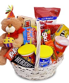 Benny the Birthday Basket