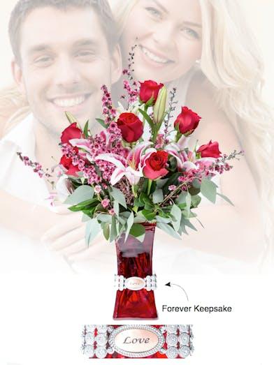 Vase of Life - Love - Floral Bouquet - Fischer Flowers