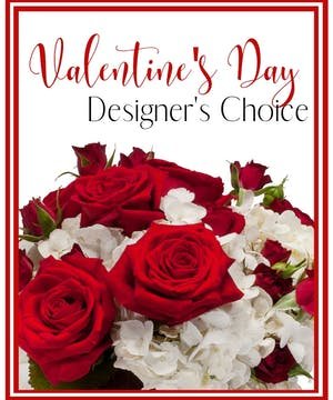 Designer's Choice - Valentine's Day