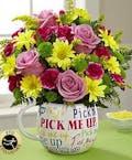 Pick Me Up Bouquet