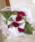 Rose Satin Piece