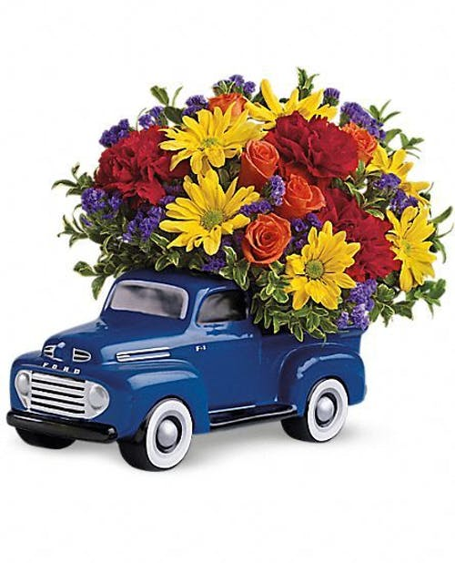 '48 Ford Pick Up Bouquet