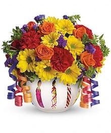 """Birthday Celebration Bouquet"""