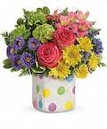 Happy Dots Bouquet