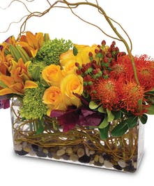 Autumn Elegance - Ficsher Flowers
