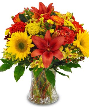 Autumn Luxury Flowers Egg Harbor Township