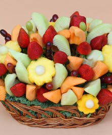 Fresh Fruit Arrangement - Large