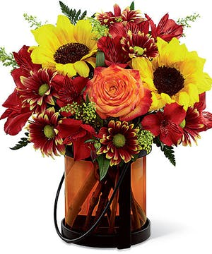 Giving Thanks Bouquet Egg Harbor Town Ship Flowers