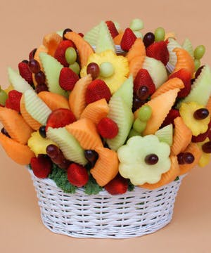 Fresh Fruit Arrangement - Medium