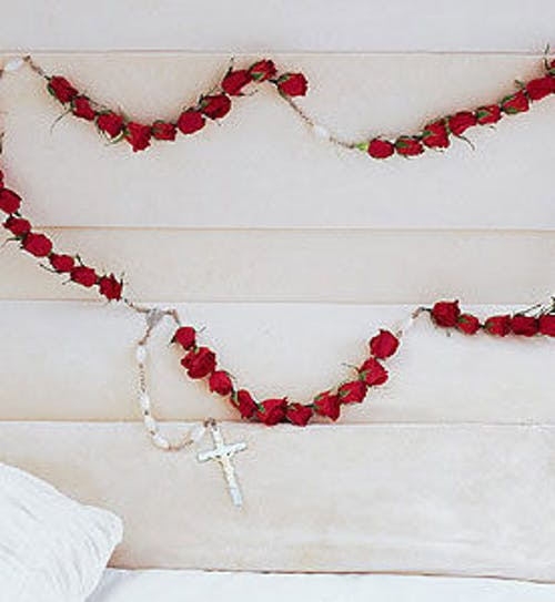 Rosary of Red Roses