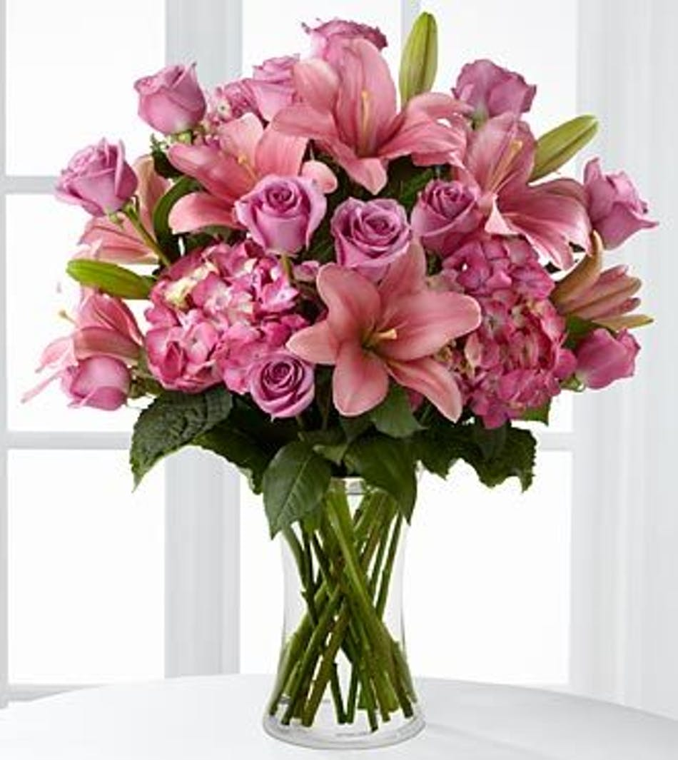 Magnificent luxury rose atlantic city florist fischer flowers available for nationwide delivery izmirmasajfo